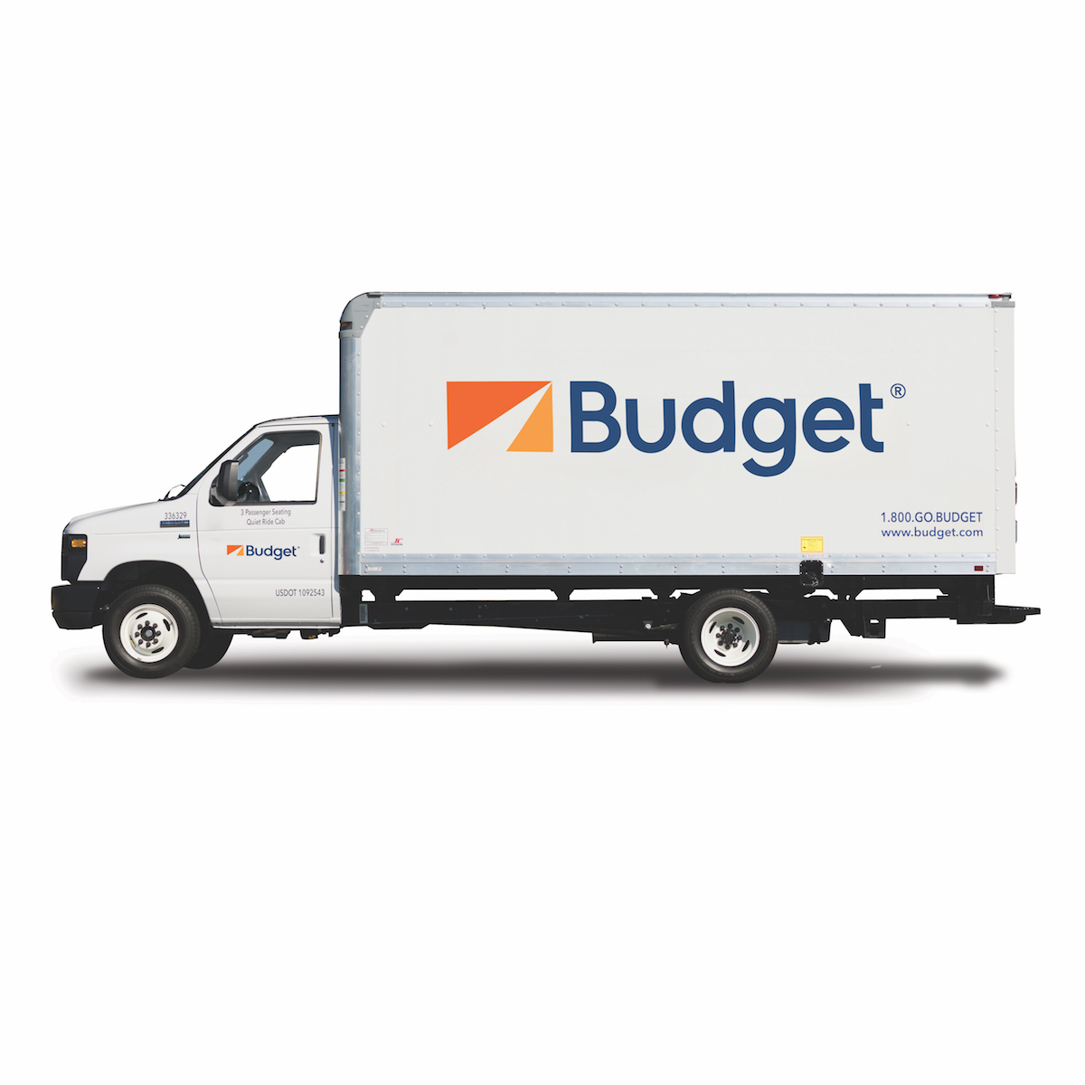 Trucks For Rent >> Moving Truck Rentals Budget Truck Rental