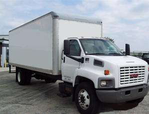Used Gmc 7500 Moving Truck For Sale Budget Truck Rental