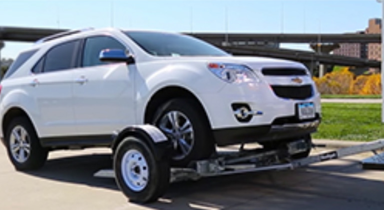 Car Carrier And Car Trailer Rental Budget Truck Rental
