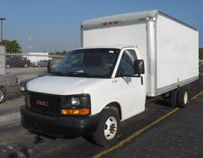 Budget Truck Sales >> Used Gmc 3500 Cutaway Truck For Sale Budget Truck Rental