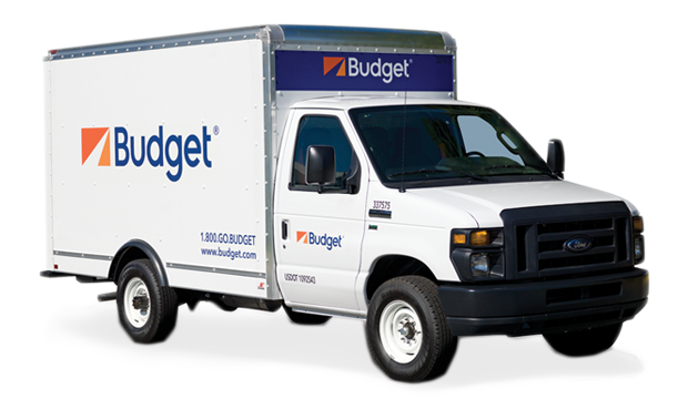 12 Foot Truck Rental 1 To 2 Rooms Budget Truck Rental