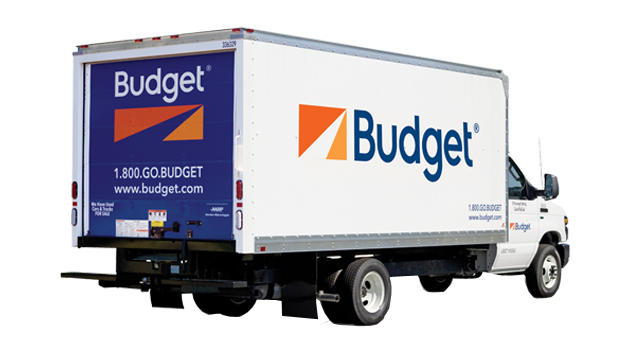 Budget Moving Trucks >> 16 Foot Truck Rental 2 To 4 Rooms Budget Truck Rental