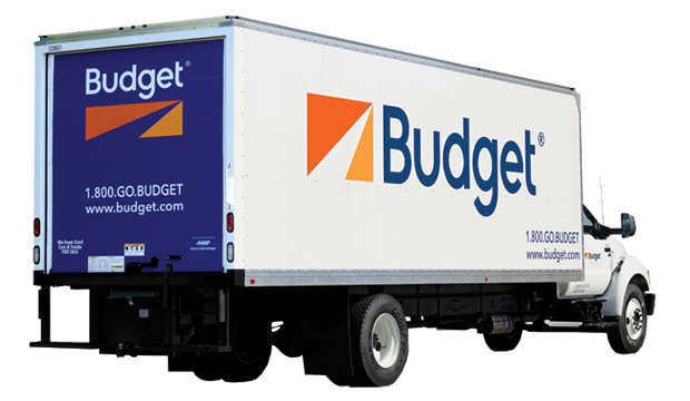 Budget Truck Rental Moving Trucks Accessories Truckdetails26footliftgate