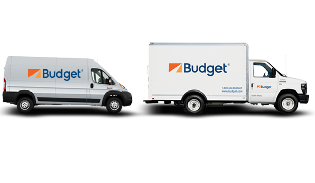 Cargo Van Rental Studios Deliveries And Small Jobs Budget Truck